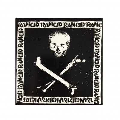 rancid - Rancid Rancid (2000) Album Sticker