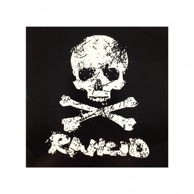 rancid - D-Skull Sticker