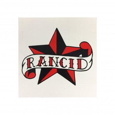 rancid - Nautical Star Sticker