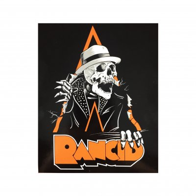 rancid - Skele-Tim Breakout Sticker