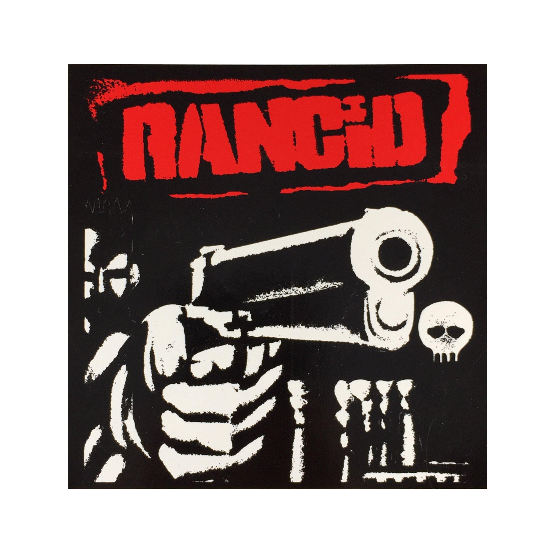 Rancid (1993) Album Sticker
