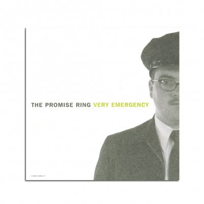 The Promise Ring - Very Emergency CD