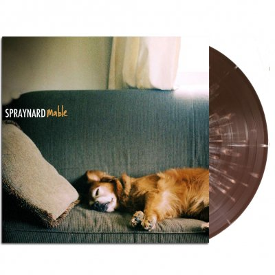 Mable LP (Brown Splatter)