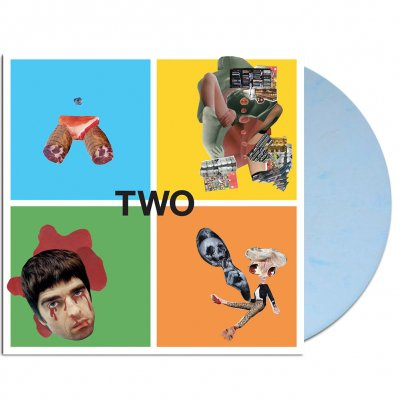 Two LP (Light Blue 180 gram)