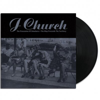 J Church - The Precession 10""