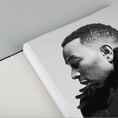 john-legend - Limited Edition Coffee Table Book w/ CD