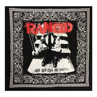 rancid - Wolves Bandana