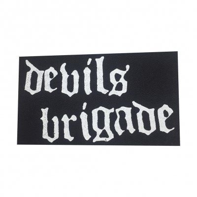 hellcat-records - Logo Cloth Patch