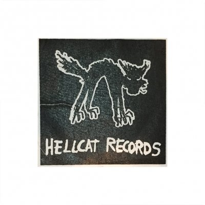 Hellcat Records - Logo Cloth Patch