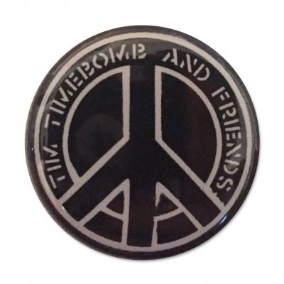 hellcat-records - Peace Button