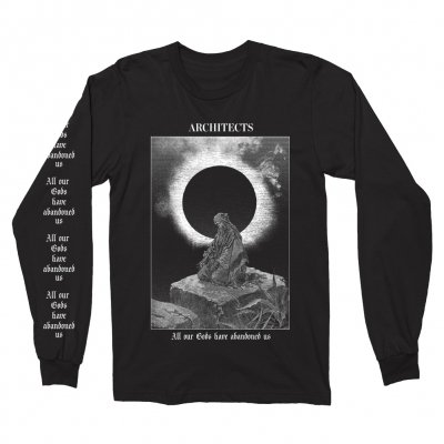 architects - Abyss Long Sleeve T-Shirt (Black)