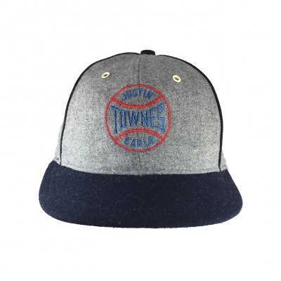 justin-townes-earle - Baseball Strapback Hat (Grey) 1526544c5e3