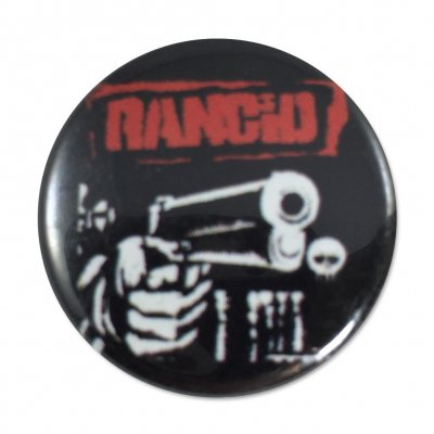 rancid - Rancid (1993) Album Button