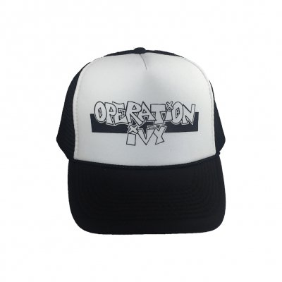 operation-ivy - Logo Trucker Hat