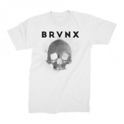 the-bronx - V Cover T-Shirt (White)