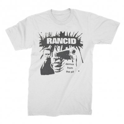 IMAGE | Rancid Demos From The Pit Tee (White)