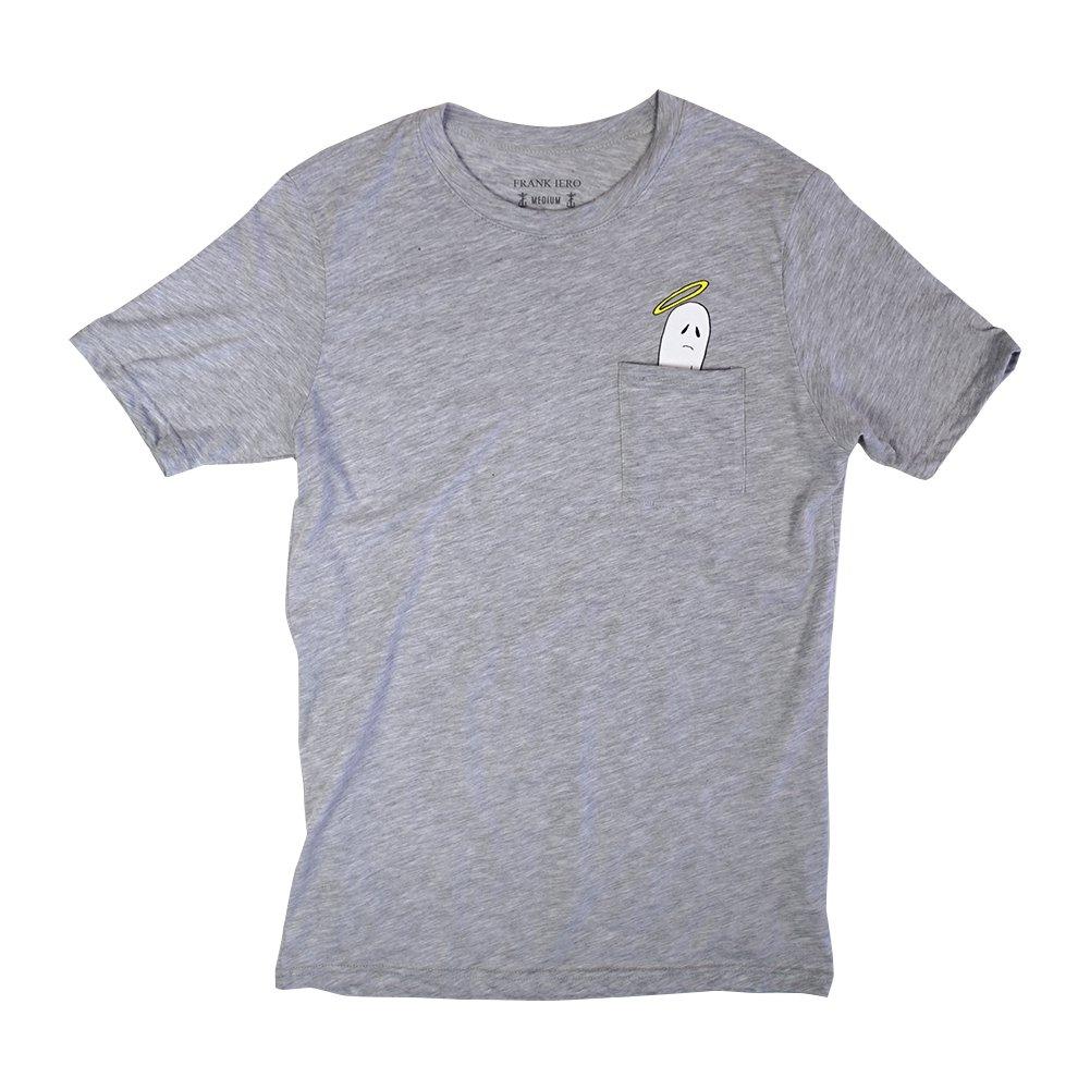 IMAGE | Boozey Pocket T-Shirt (Heather Grey)