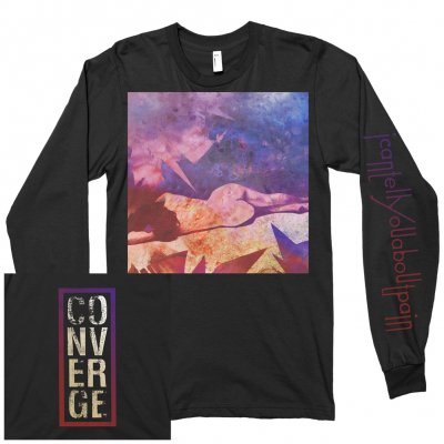 Converge - I Can Tell You About Pain Long Sleeve Tee (Black)