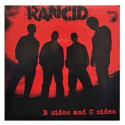 rancid - B Sides And C Sides CD