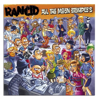 rancid - Rancid All The Moon Stomper's CD
