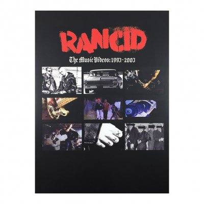 rancid - Music Videos 1993 -2003 - DVD