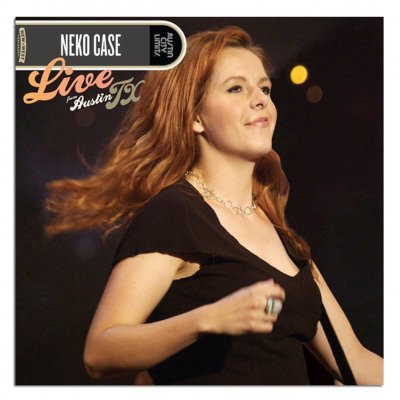 neko-case - Live From Austin TX CD/DVD