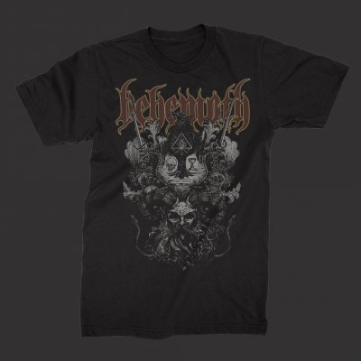 Herald T-Shirt (Black)