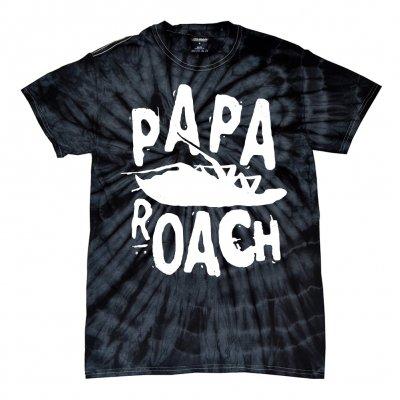 papa-roach - Limited Edition Classic Logo T-Shirt (Tie Dye)