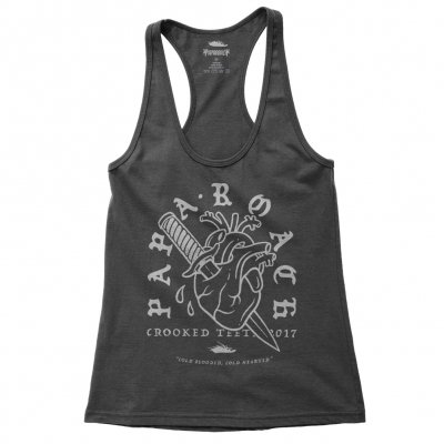 papa-roach - Cold Hearted Womens Tank (Black)