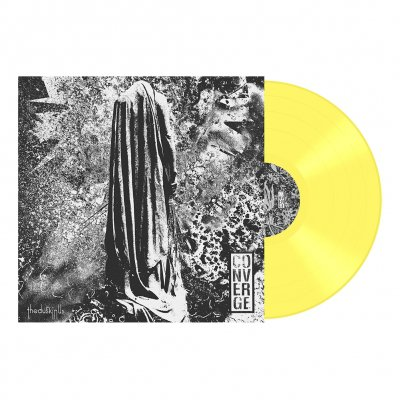 Converge - The Dusk In Us LP (Yellow)