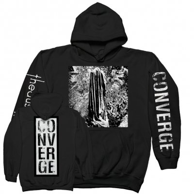 converge - The Dusk In Us Cover Pullover Hoodie (Black)