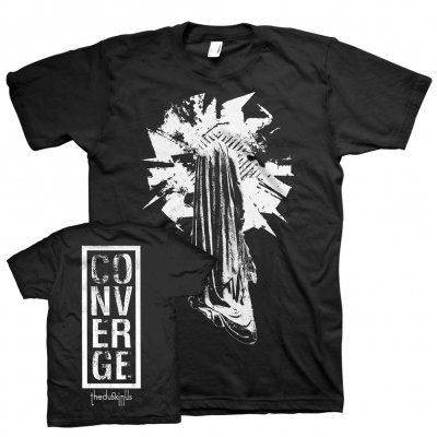 converge - The Dusk In Us Art Tee (Black)