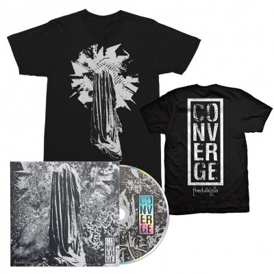 The Dusk In Us CD + The Dusk In Us Art Tee (Black) Bundle