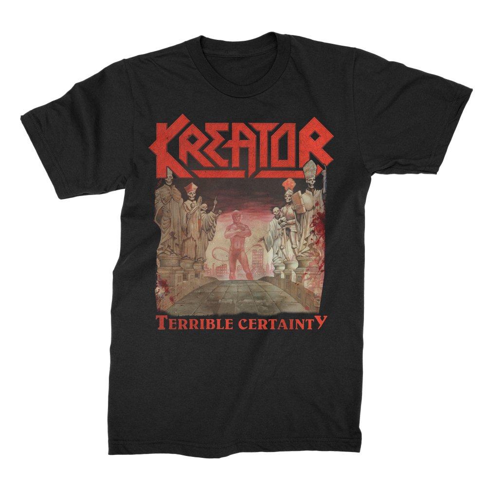 IMAGE | Terrible Certainty T-Shirt (Black)