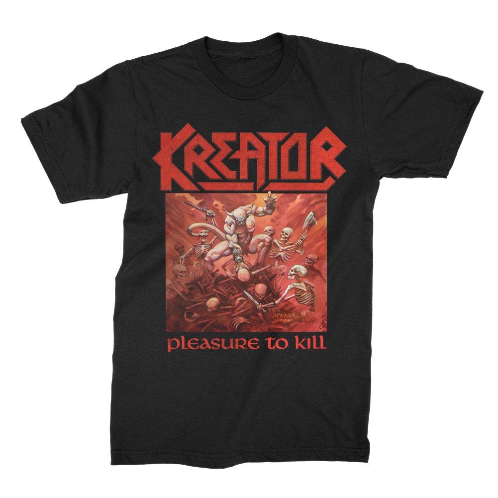 IMAGE | Pleasure To Kill T-Shirt (Black)
