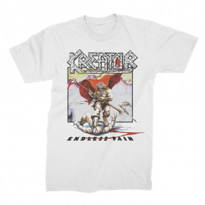 kreator - Endless Pain T-Shirt (White)