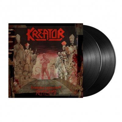 kreator - Terrible Certainty 2xLP - 180 Gram (Black)
