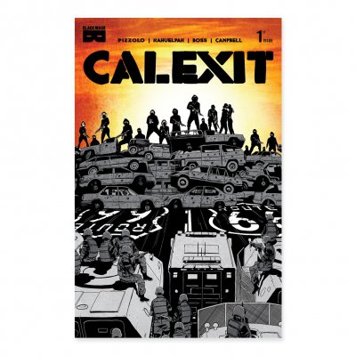 Calexit - Calexit - Issue 1