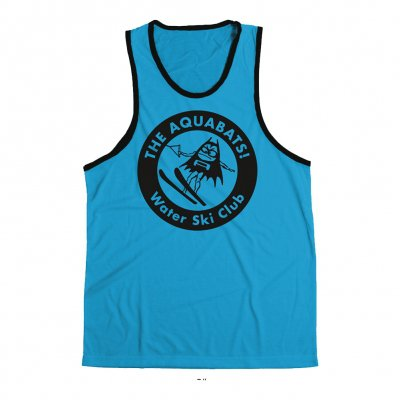 the-aquabats - Waterski Tank (Blue)