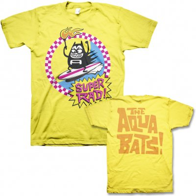 the-aquabats - Super Rad Youth Tee (Yellow)