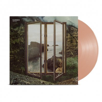 Quicksand - Interiors LP (Peach)