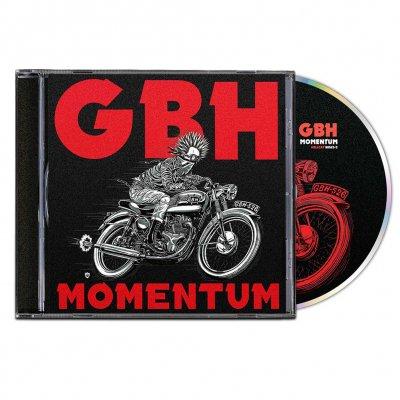 GBH - Momentum CD