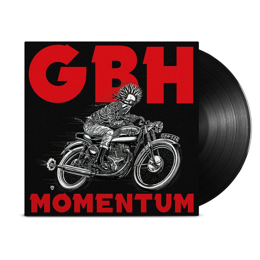 IMAGE | Momentum LP (Black)