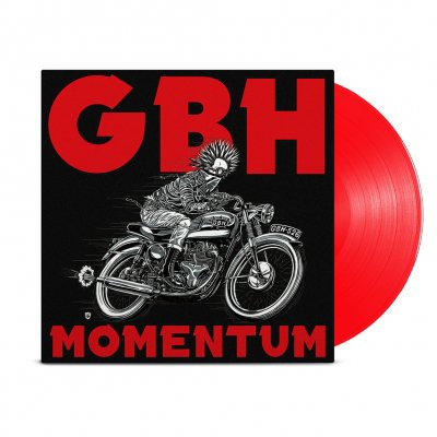 Momentum LP (Red)