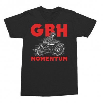 epitaph-records - Momentum Cover Tee (Black)
