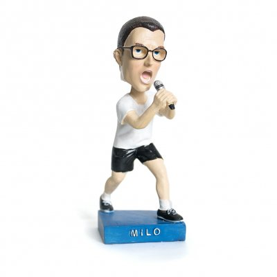 descendents - Milo Mini Throbblehead