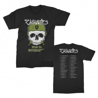 IMAGE   War Skull Tour Tee