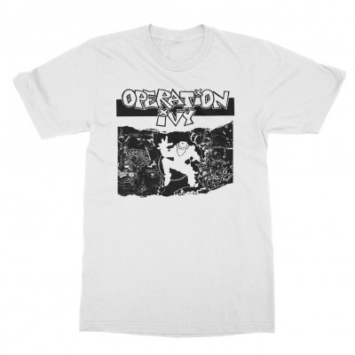 operation-ivy - Energy Tee (White)