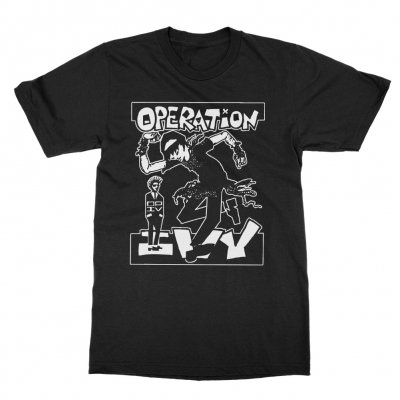 operation-ivy - Skankin' Tee (Black)