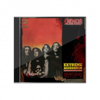 kreator - Extreme Aggression 2xCD